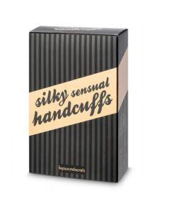SILKY SENSUAL HANDCUFFS - 0071