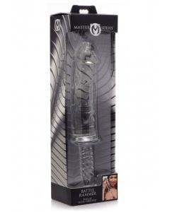 Battle Rammer Phallic Glass Thruster -