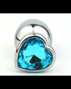 PLUG  Aluminio Blue -  AL-8702-S BLUE