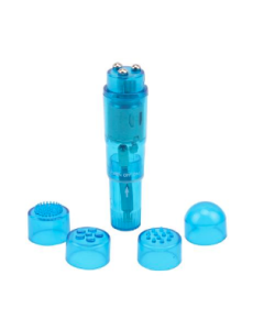 Mini masajeador azul - CN-330634121