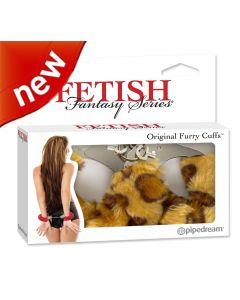 Fetish Fantasy Series Original Furry Cuffs - PD 3804-39