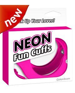 Neon Luv Touch Neon Fun Cuffs - PD 3803-11