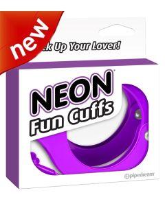 Neon Luv Touch Neon Fun Cuffs - PD 3803-12