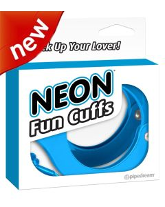 Neon Luv Touch Neon Fun Cuffs - PD 3803-14