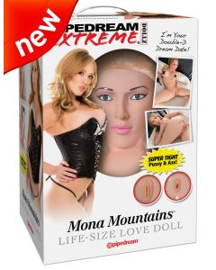 Mona Mountains Life-Size Love Doll - RD 335