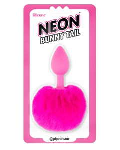 Neon  Bunny Tail - PD1444-11