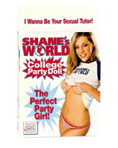 Shane's World® College Party Doll ™ - SE-1933-01-3