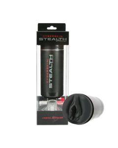 CyberSkin® Stealth Pussy Stroker -1003099