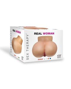 Real woman, masturbador realista - PL174