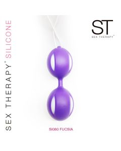 Kegel balls purple - SI080pur