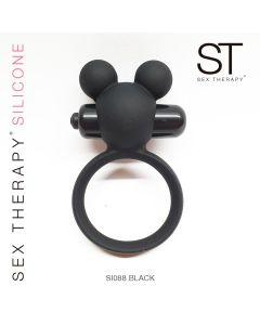 Ring black - SI088b