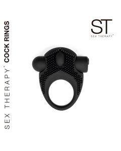 ST cock rings - SI046   (Anillo recargable, 7 velocidades de vibración)