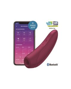Satisfyer Curvy 1(rose red) - J2018-U80-3