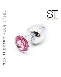 Plug steel pink S - 361301033