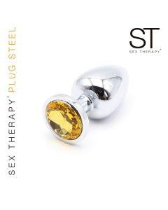 Plug steel amarillo S - 361601033