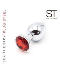 Plug steel red S - 362001033